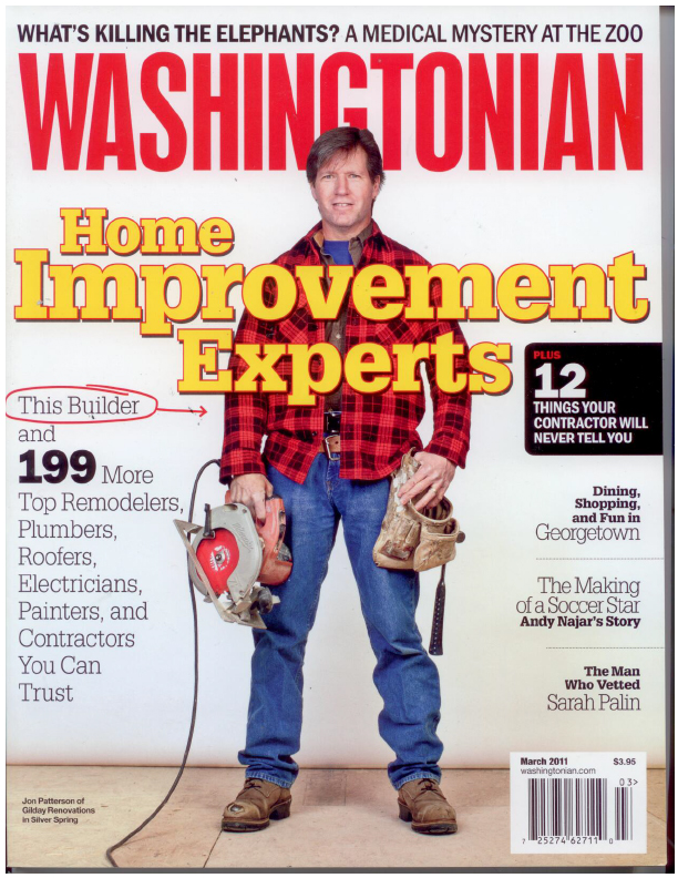 washingtoniancover