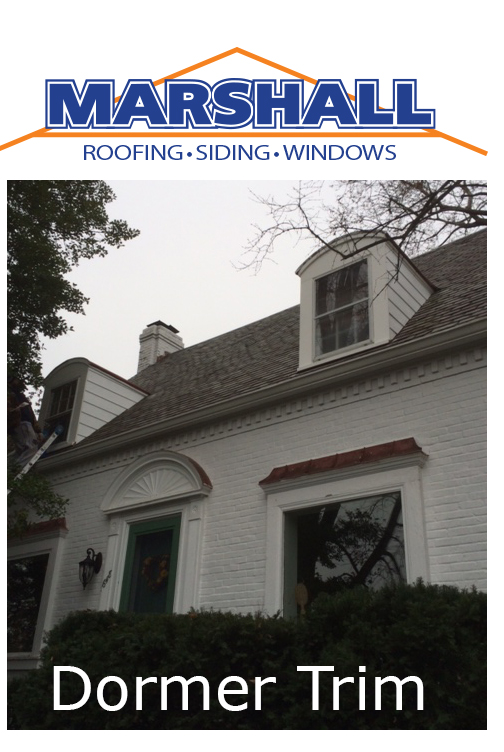 Dormer Trim by Marshall