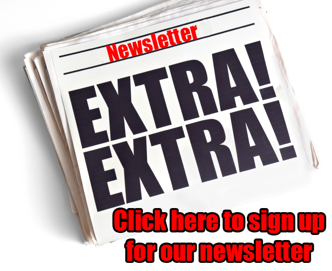 Northern VA Marshall Roofing Newsletter sign up