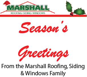 Marshall Roofing 2014 seasons greetings