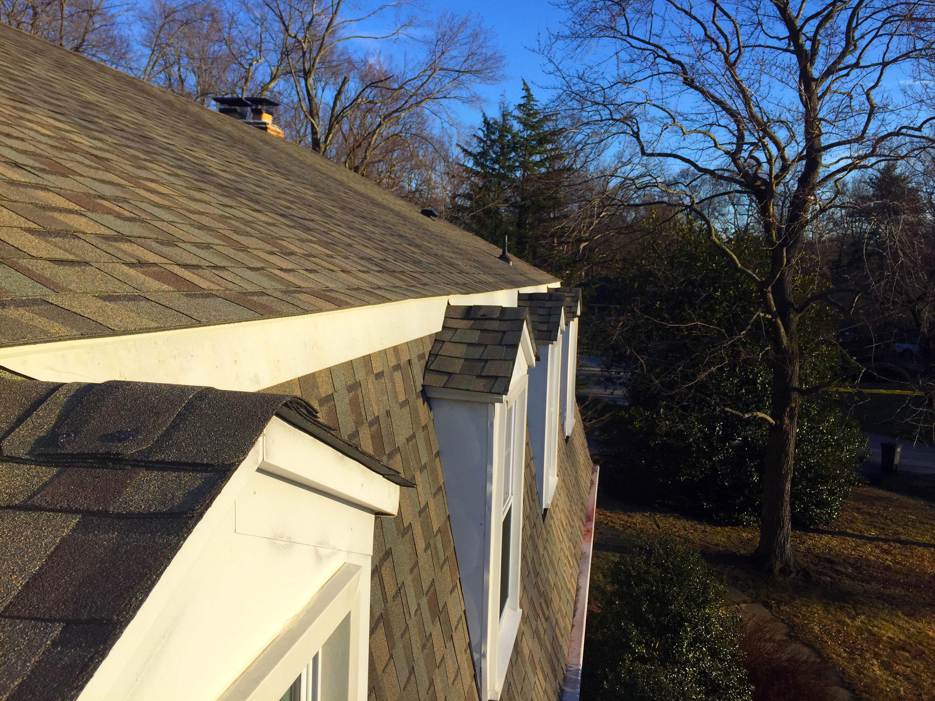 Mansard roofing contractors northern va